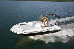 2018 - Hurricane Deck Boats - SS 211 OB