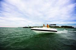 2018 - Hurricane Deck Boats - SS 231 OB