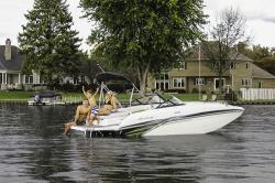 2018 - Hurricane Deck Boats - SD 187 IO