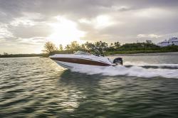 2018 - Hurricane Deck Boats - SD 2400 OB