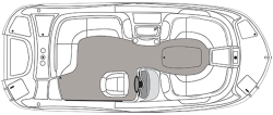 2018 - Hurricane Deck Boats - SS 203 OB