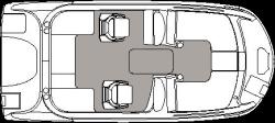 2019 - Hurricane Deck Boats - SS 192 OB