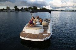 2019 - Hurricane Deck Boats - SS 202 IO