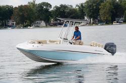 2020 - Hurricane Deck Boats - CC 19 OB