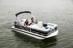 2020 - Hurricane Deck Boats - FD 196 OB