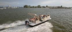 2020 - Hurricane Deck Boats - FD 196F OB