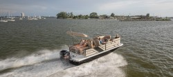 2020 - Hurricane Deck Boats - FD 236 SFL OB