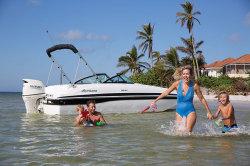 2020 - Hurricane Deck Boats - SD 187 OB