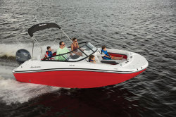 2020 - Hurricane Deck Boats - SD 191 OB
