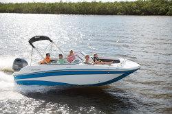 2020 - Hurricane Deck Boats - SD 217 OB