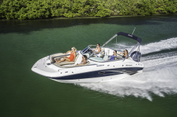 2020 - Hurricane Deck Boats - SD 2200 DC OB