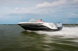 2020 - Hurricane Deck Boats - SD 235 OB