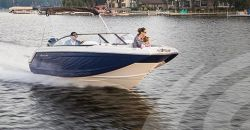 2020 - Hurricane Deck Boats - SPD 210 OB