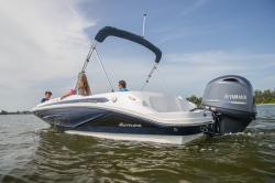 2020 - Hurricane Deck Boats - SS 185 OB