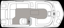 2020 - Hurricane Deck Boats - SS 188 IO