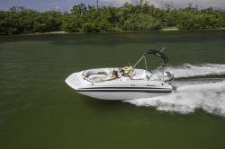 2020 - Hurricane Deck Boats - SS 188 OB