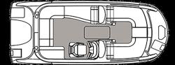 2020 - Hurricane Deck Boats - SS 192 RL OB