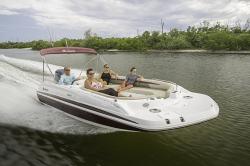 2020 - Hurricane Deck Boats - SS 201 OB