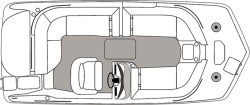 2020 - Hurricane Deck Boats - SS 202 IO