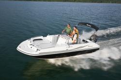 2020 - Hurricane Deck Boats - SS 211 OB
