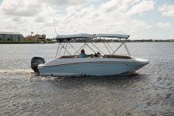 2020 - Hurricane Deck Boats - SS 218 OB