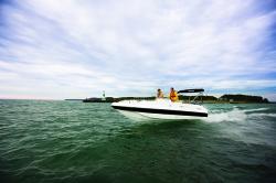2020 - Hurricane Deck Boats - SS 231 OB
