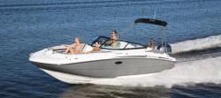 2020 - Hurricane Deck Boats - SD 2400 OB