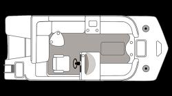 2021 - Hurricane Deck Boats - FD 198 OB