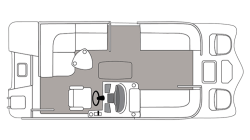 2021 - Hurricane Deck Boats - FD 216F OB