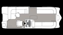 2021 - Hurricane Deck Boats - FD 216 OB