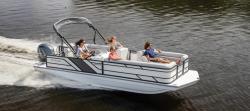 2021 - Hurricane Deck Boats - FD 226 OB