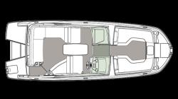 2021 - Hurricane Deck Boats - SD 235 OB
