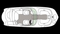 2021 - Hurricane Deck Boats - SD 2400 IO