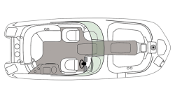 2021 - Hurricane Deck Boats - SD 2400 OB