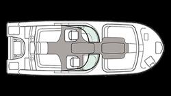2021 - Hurricane Deck Boats - SD 2486 OB