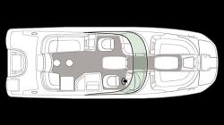 2021 - Hurricane Deck Boats - SD 2690 OB