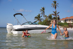 2021 - Hurricane Deck Boats - SD 187 OB