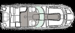 2021 - Hurricane Deck Boats - SD 2410 OB