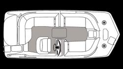 2021 - Hurricane Deck Boats - SS 202 IO
