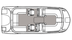 2021 - Hurricane Deck Boats - SS 218 OB