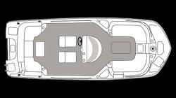 2021 - Hurricane Deck Boats - SDS 231 OB