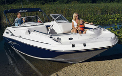 Hurricane Deck Boats SD 217 Deck Boat