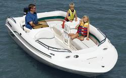Godfrey Marine 172 OB Deck Boat