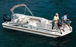 Godfrey Marine 228 RE Deck Boat
