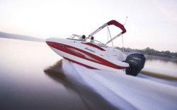 2008 Hurricane SunDeck 2400 OB