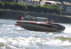 2009 - Hustler Powerboats - 21 Classic