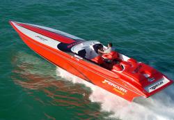 2009 - Hustler Powerboats - 344 Cheetah