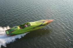 2009 - Hustler Powerboats - 44 HPX