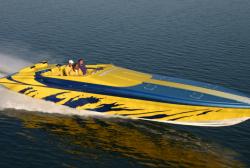 2009 - Hustler Powerboats - 50 Performance Yacht