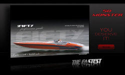 2011 - Hustler Powerboats - 50 Performance Yacht